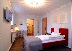 Hotel Palmenbad - 卡塞尔 - 睡房