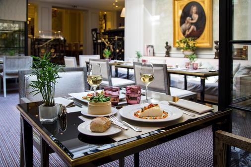 圣瑞吉斯酒店 - 巴黎 - 食物