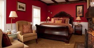 1802 之家家庭旅馆 - 肯尼邦克港 - 睡房