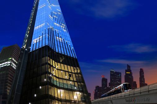 曼谷欧陆酒店 - 曼谷 - 建筑