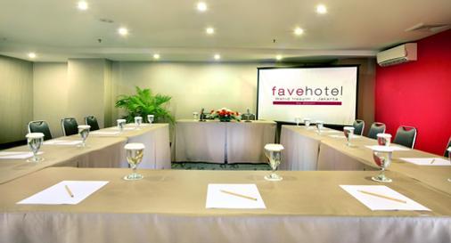 法维瓦西德哈西姆酒店 - 雅加达