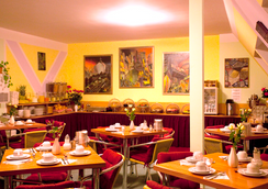 柏林凯塞酒店 - 柏林 - 餐馆