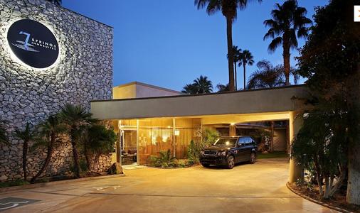 7斯普林斯旅馆&套房酒店 - 棕榈泉 - 建筑