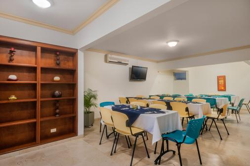 Ms卡斯特拉那康福特酒店 - 卡利 - 餐馆
