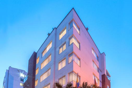 森特纳里欧顶级 MS 酒店 - 卡利 - 建筑