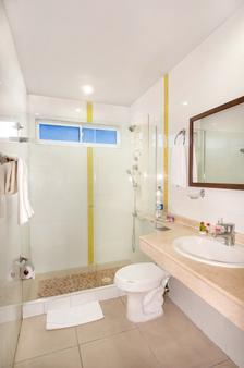 森特纳里欧顶级 MS 酒店 - 卡利 - 浴室