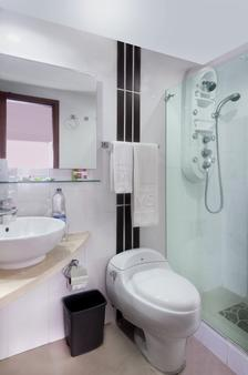 MS 奇皮查佩顶级酒店 - 卡利 - 浴室