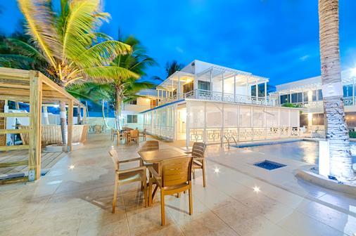 MS圣路易斯村高级酒店 - San Andrés - 会议室