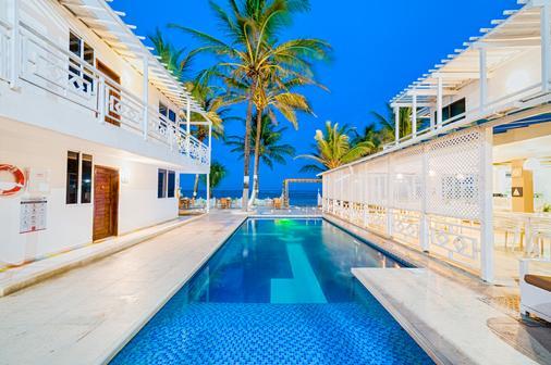 MS圣路易斯村高级酒店 - San Andrés - 游泳池