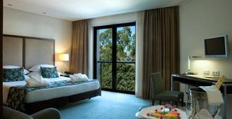 多姆贡萨洛水疗酒店 - 法蒂玛 - 睡房