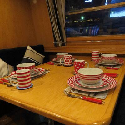 船屋酒店 - 谢菲尔德 - 餐厅
