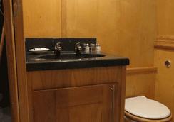 Houseboat Hotels - Hotel boat - 谢菲尔德 - 浴室