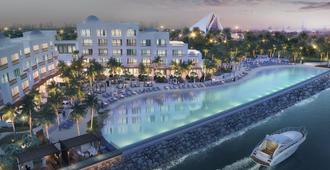 迪拜柏悦酒店 - 迪拜 - 建筑