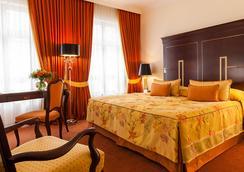 布洛皇宫休闲酒庄公寓 - 德累斯顿 - 睡房