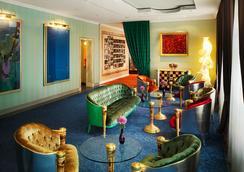 布洛皇宫休闲酒庄公寓 - 德累斯顿 - 大厅