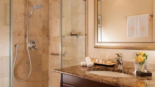 布洛皇宫休闲酒庄公寓 - 德累斯顿 - 浴室