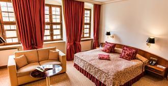 罗曼蒂克布洛公寓酒店 - 德累斯顿 - 睡房