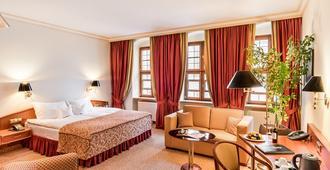 罗曼蒂克布洛住所酒店 - 德累斯顿 - 睡房