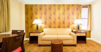无线电城市公寓 - 纽约 - 客厅