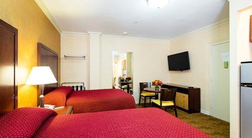 无线电城市公寓 - 纽约 - 睡房