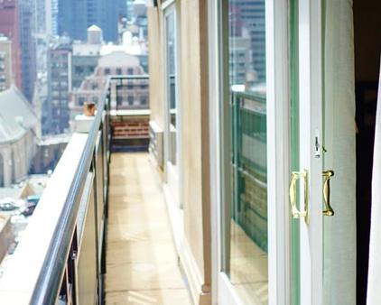 无线电城市公寓 - 纽约 - 阳台