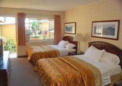 好莱坞城里人酒店 - 洛杉矶 - 睡房