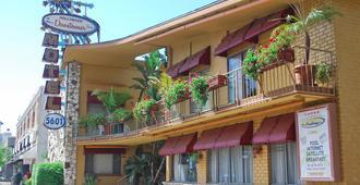 好莱坞城里人酒店 - 洛杉矶 - 建筑