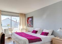 海滨港口塞布尔索莱酒店 - 弗雷瑞斯 - 睡房