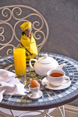 开普文化遗址酒店 - 开普敦 - 食物