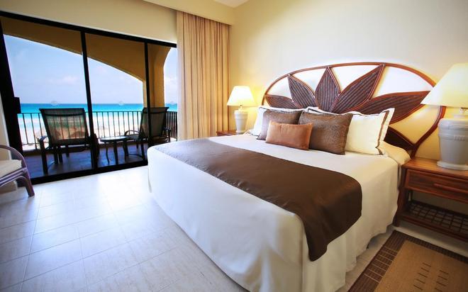 皇家加勒比酒店 - 坎昆 - 睡房