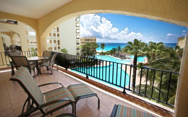 皇家加勒比酒店 - 坎昆 - 阳台