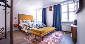 第一酒店27号店 - 哥本哈根 - 睡房