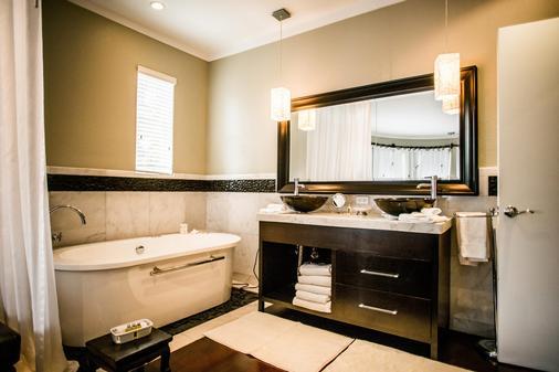 卡德特酒店 - 迈阿密海滩 - 浴室