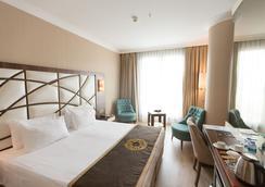 The Grand Mira Business Hotel - 伊斯坦布尔 - 睡房