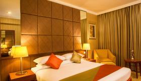 埃拉加池波利酒店 - 海得拉巴 - 睡房