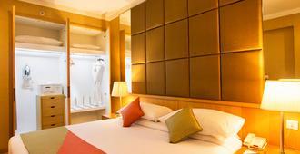 加奇保利艾拉亚酒店 - 海得拉巴 - 睡房