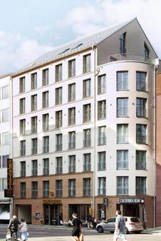 国王都市酒店 - 慕尼黑 - 建筑