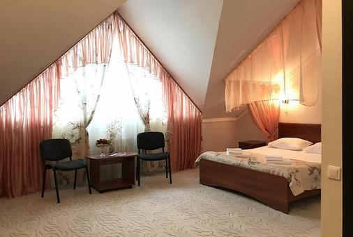 凯萨酒店 - 索契 - 睡房