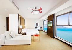 芽庄哈瓦那酒店 - 芽庄 - 睡房