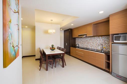 芽庄哈瓦那酒店 - 芽庄 - 厨房