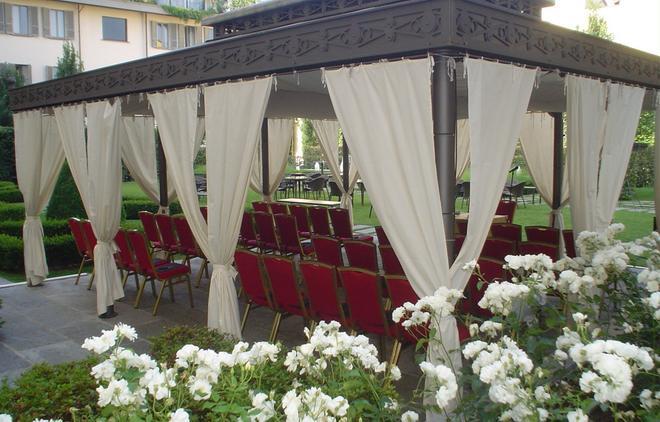 维斯康蒂皇宫大酒店 - 米兰 - 宴会厅