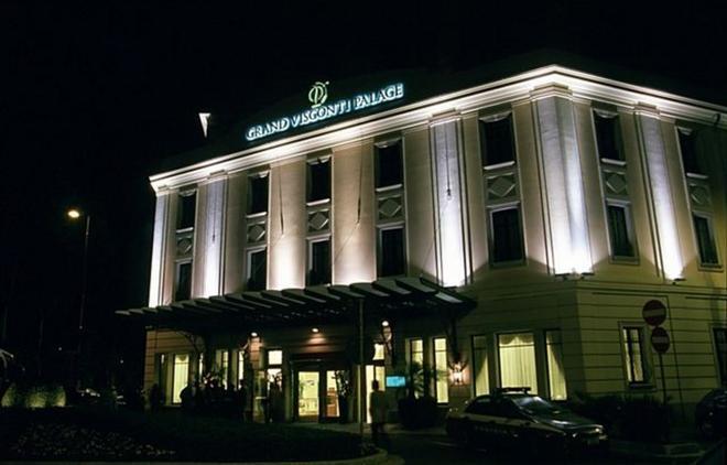 维斯康蒂皇宫大酒店 - 米兰 - 建筑