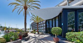 乌拉花园大西洋酒店 - 马斯帕洛马斯 - 建筑