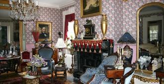 1833之家住宿加早餐旅馆 - 米斯蒂克 - 客厅