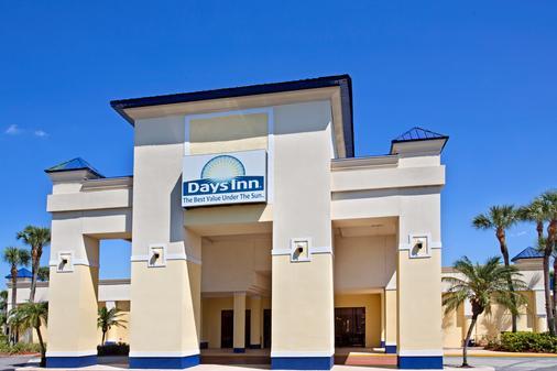奥兰多机场/佛罗里达购物中心戴斯酒店 - 奥兰多 - 建筑