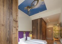 奇布海尔探险者酒店 - 蒂罗的圣约翰 - 睡房