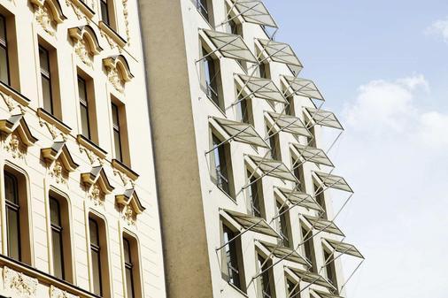 布拉格约瑟夫酒店 - 布拉格 - 户外景观