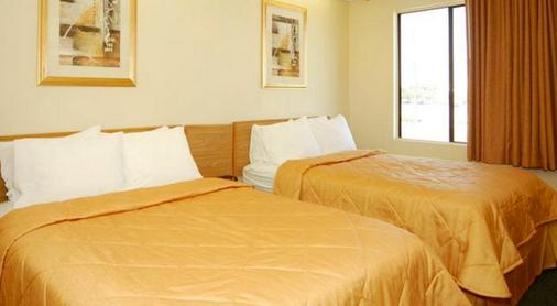 哈撒韦酒店 - 巴拿马城 - 睡房