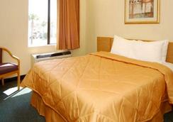海瑟薇酒店 - 巴拿马城 - 睡房