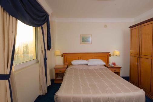 海湾明珠酒店 - 麦纳麦 - 睡房